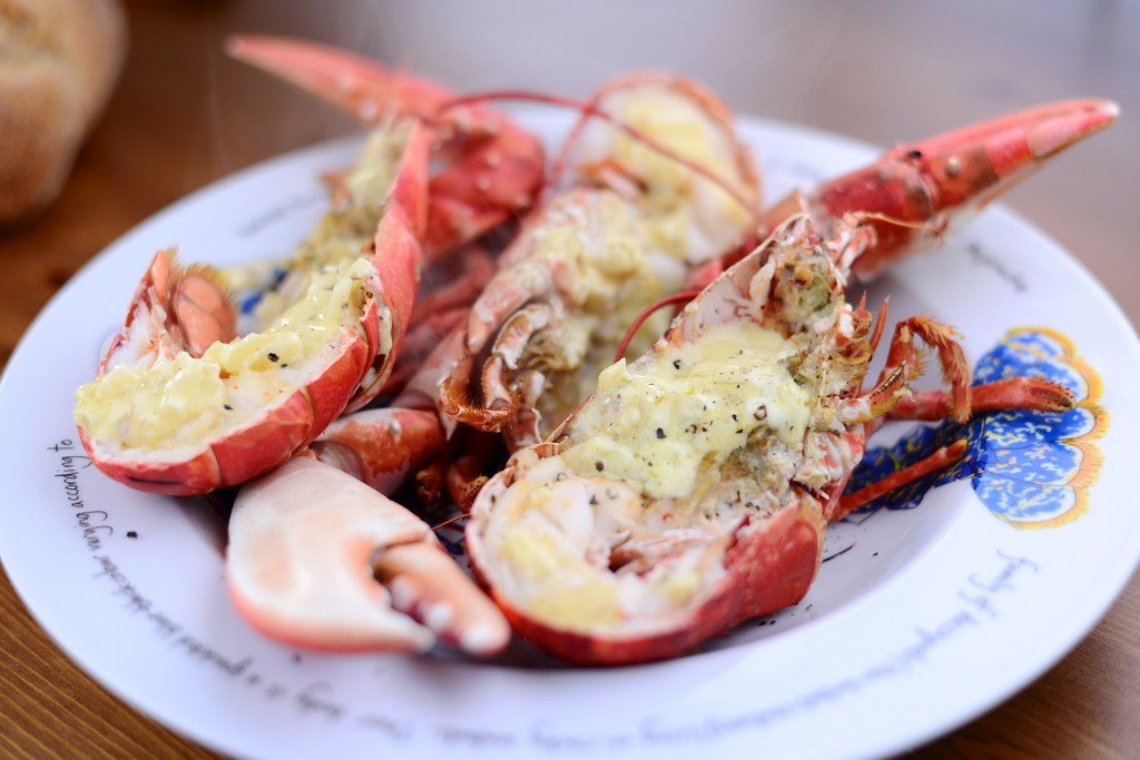 Lobster Saturday 2nd Feb - 160